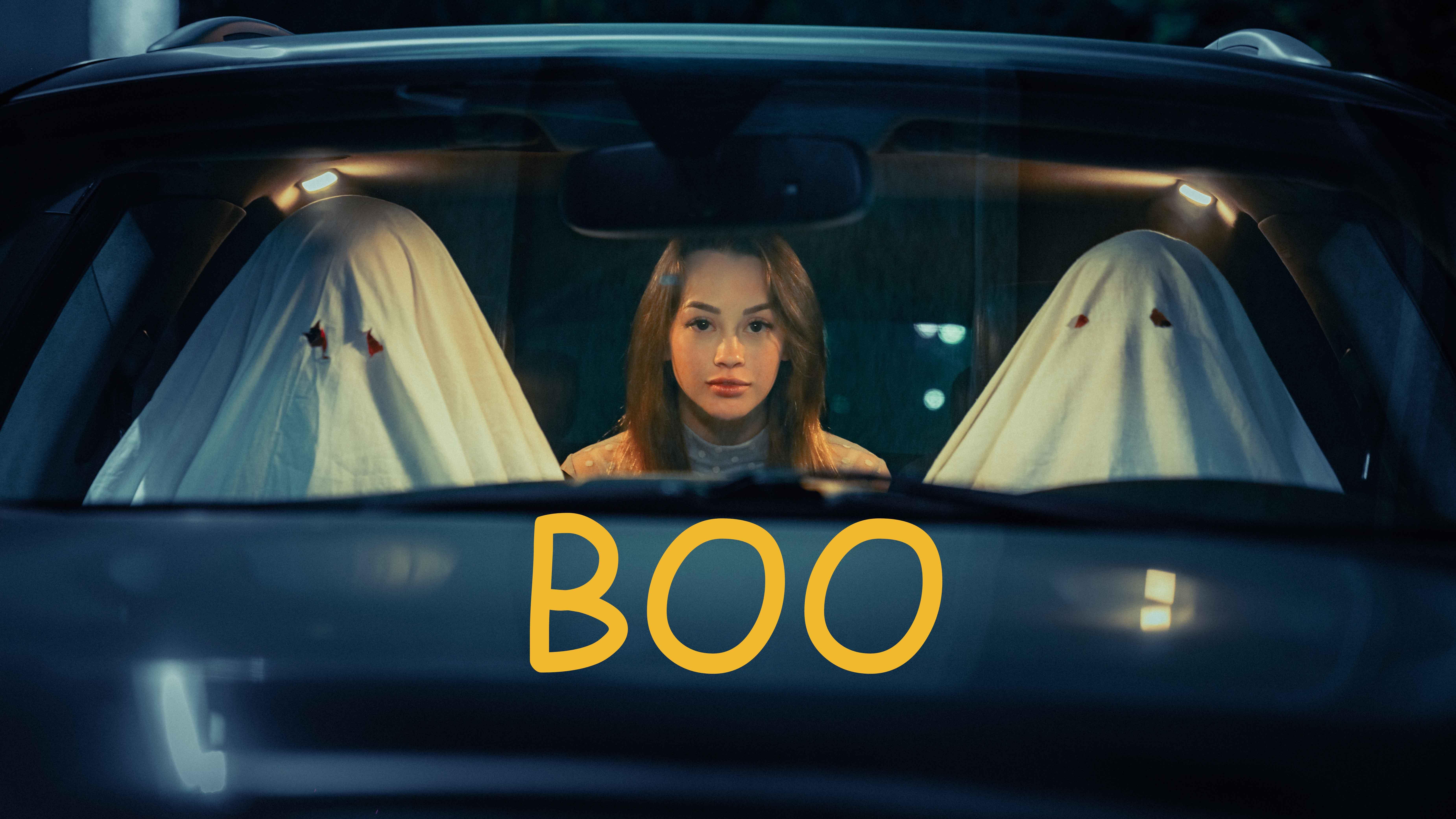 "My RØDE Reel 2020 short film ""BOO"""