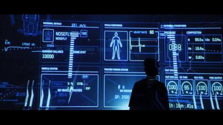 #罗德短片大赛2020#科幻短片 -01测试