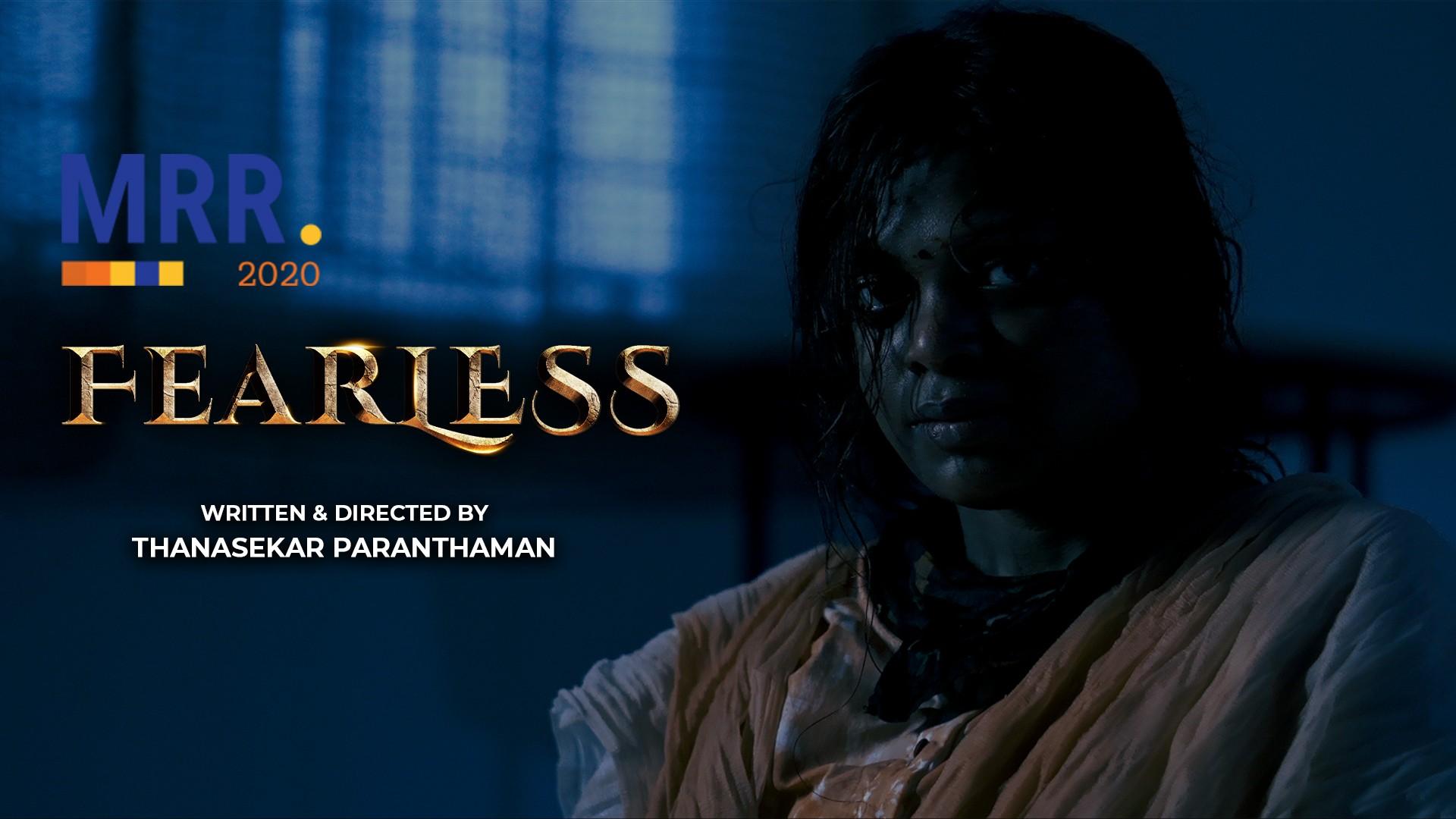 FEARLESS (4K) | My RØDE Reel 2020 | Thanasekar Paranthaman