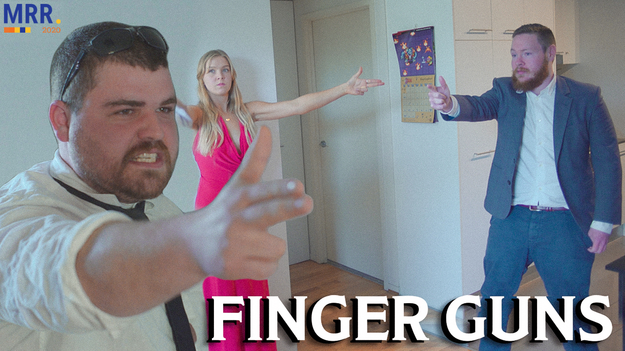 FINGER GUNS | A Short Film by Matt Jeston | MY RØDE REEL (2020)