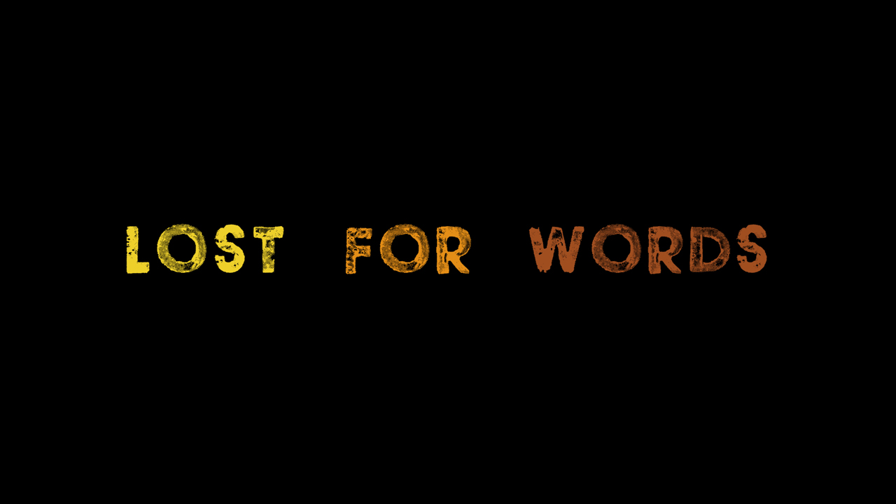 """""""Lost for Words"""" - My RODE Reel"""