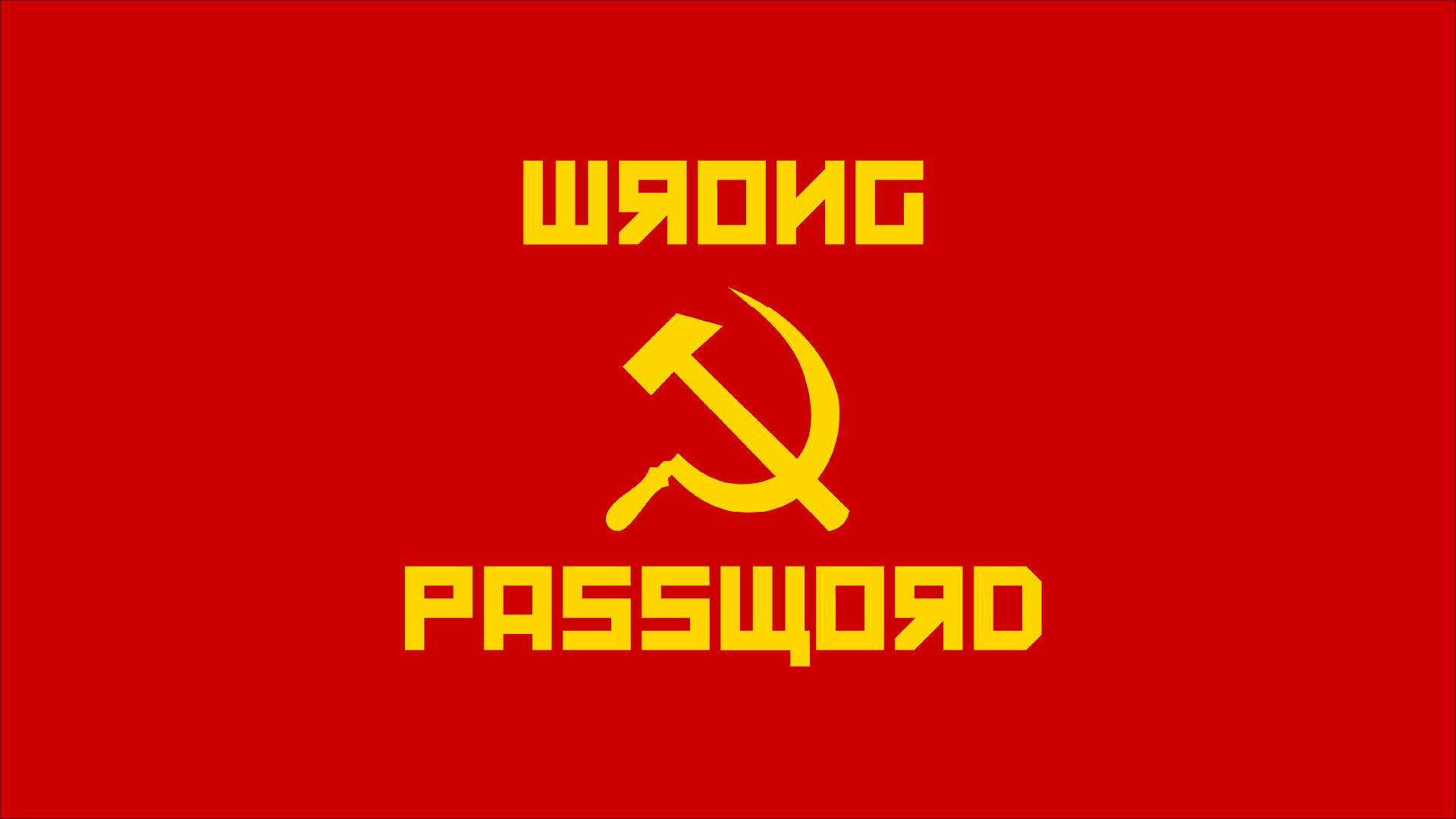 Wrong Password | My Rode Reel 2020