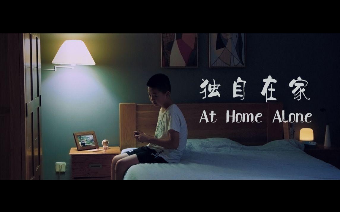 独自在家_At home alone