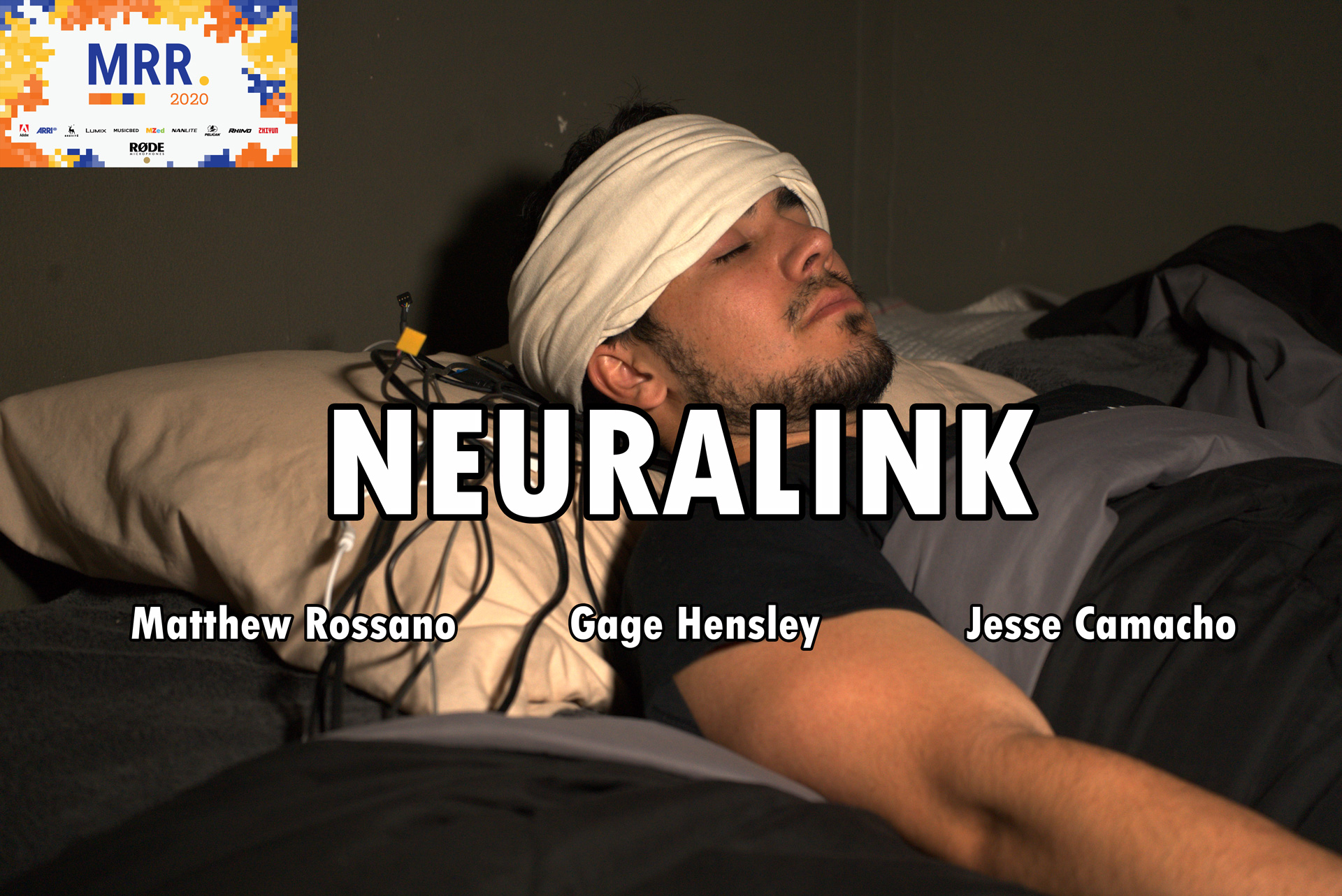 Neuralink - My Rode Reel 2020