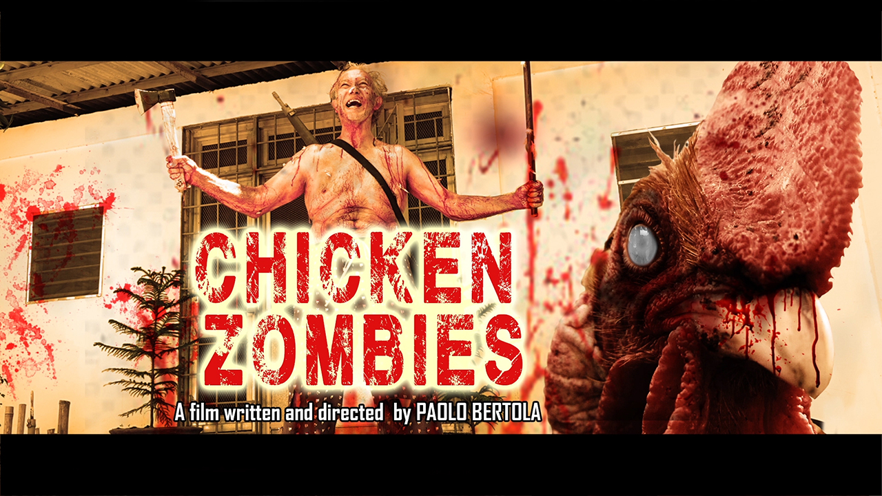 My Rode Reel 2020  - CHICKEN ZOMBIES