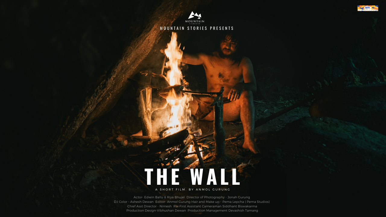 """My RØDE Reel 2020"" - THE WALL - a short film by Anmol Gurung"