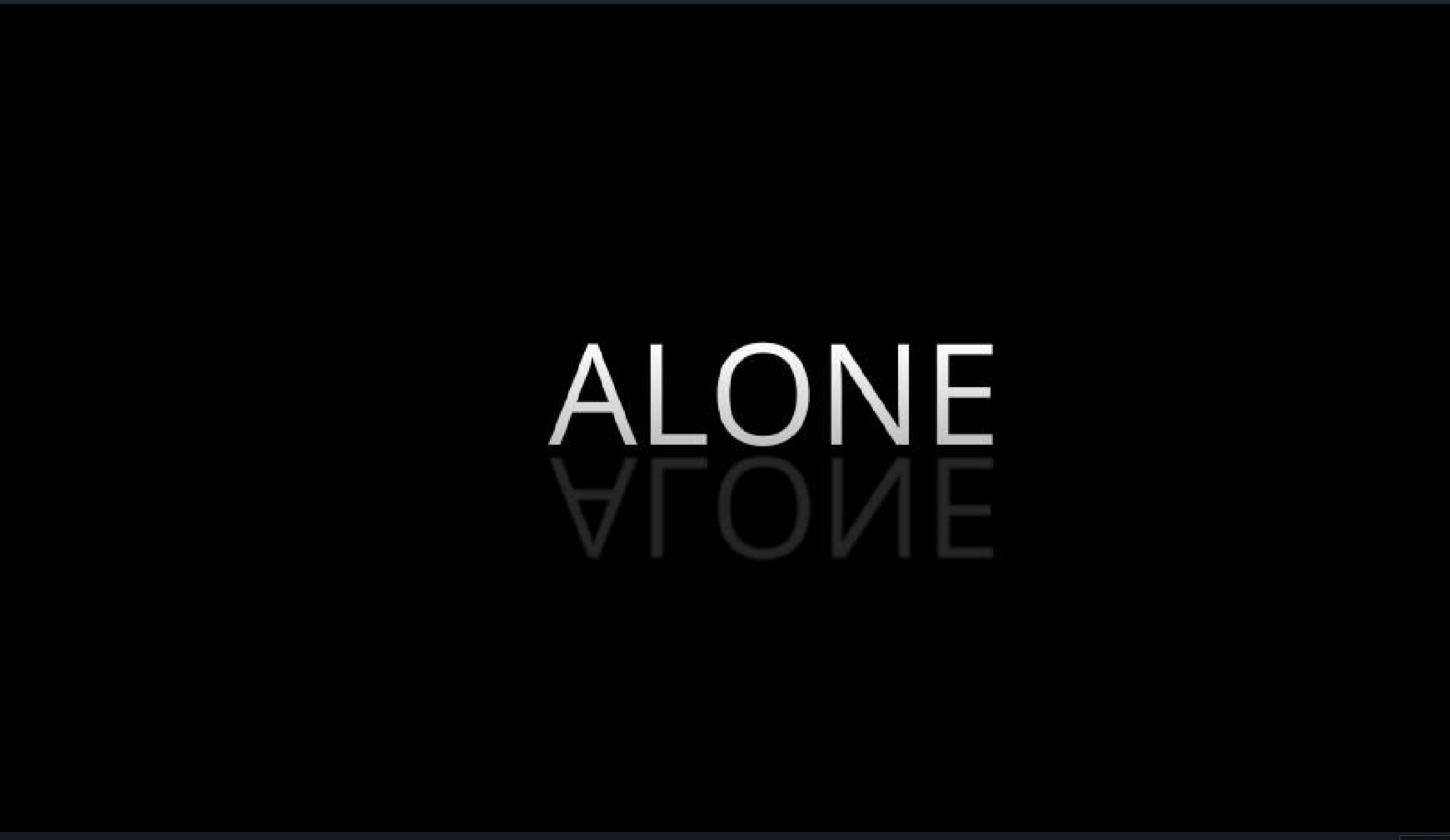 ALONE / My RODE REEL 2020