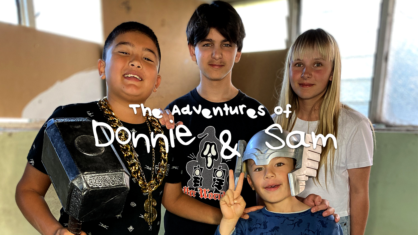 The adventures of Donnie and Sam - My RØDE Reel 2020