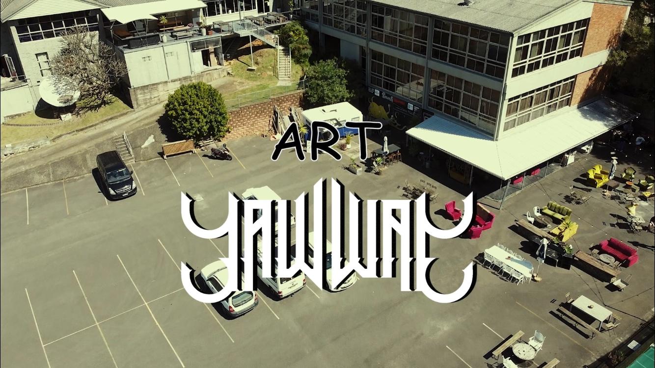 My RØDE Reel 2020 'Art Yaw waY'