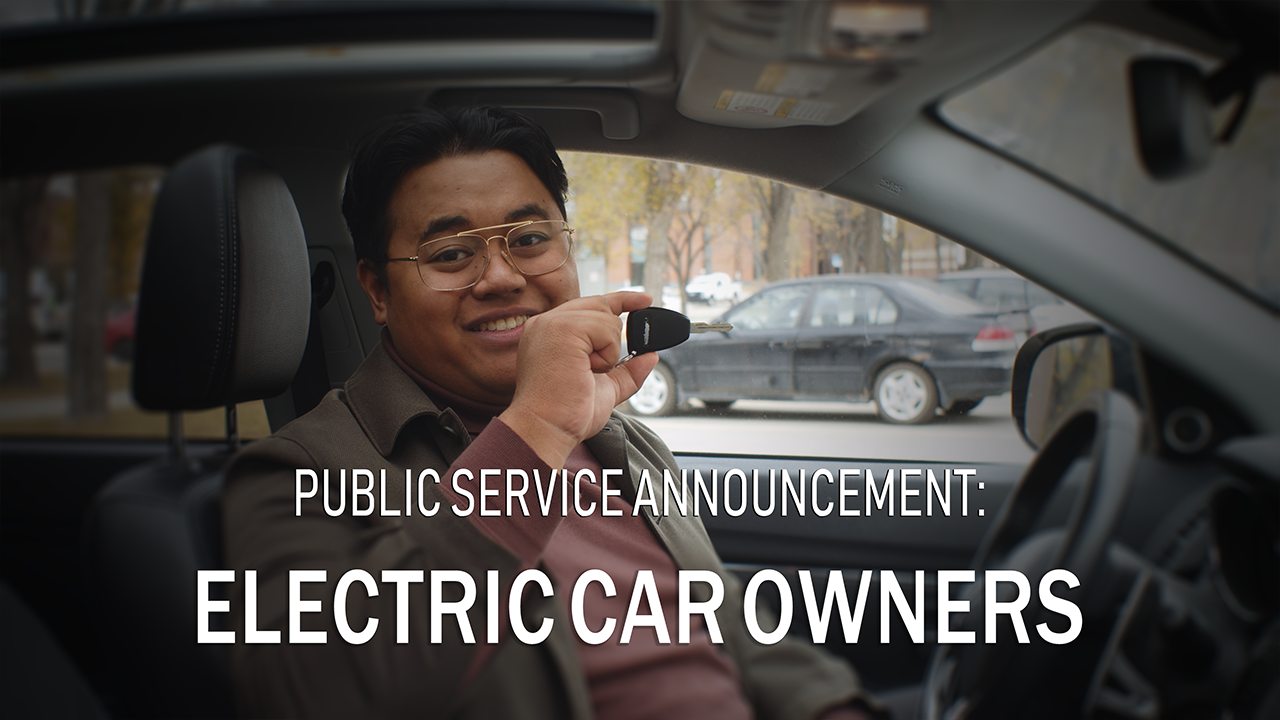 PSA For Electric Car Owners | My RØDE Reel 2020 | Comedy