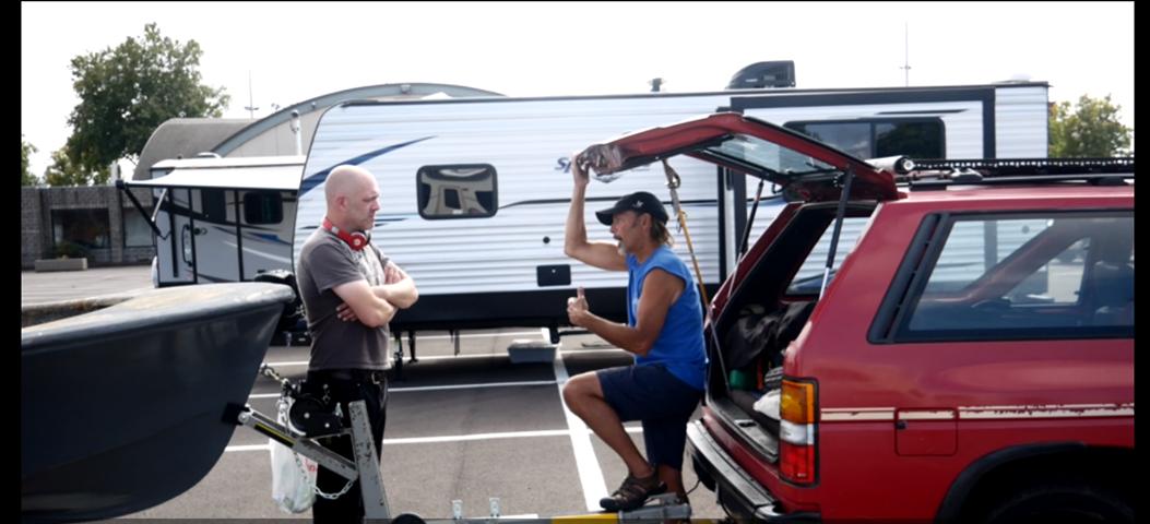 My rode Oregon Documentary