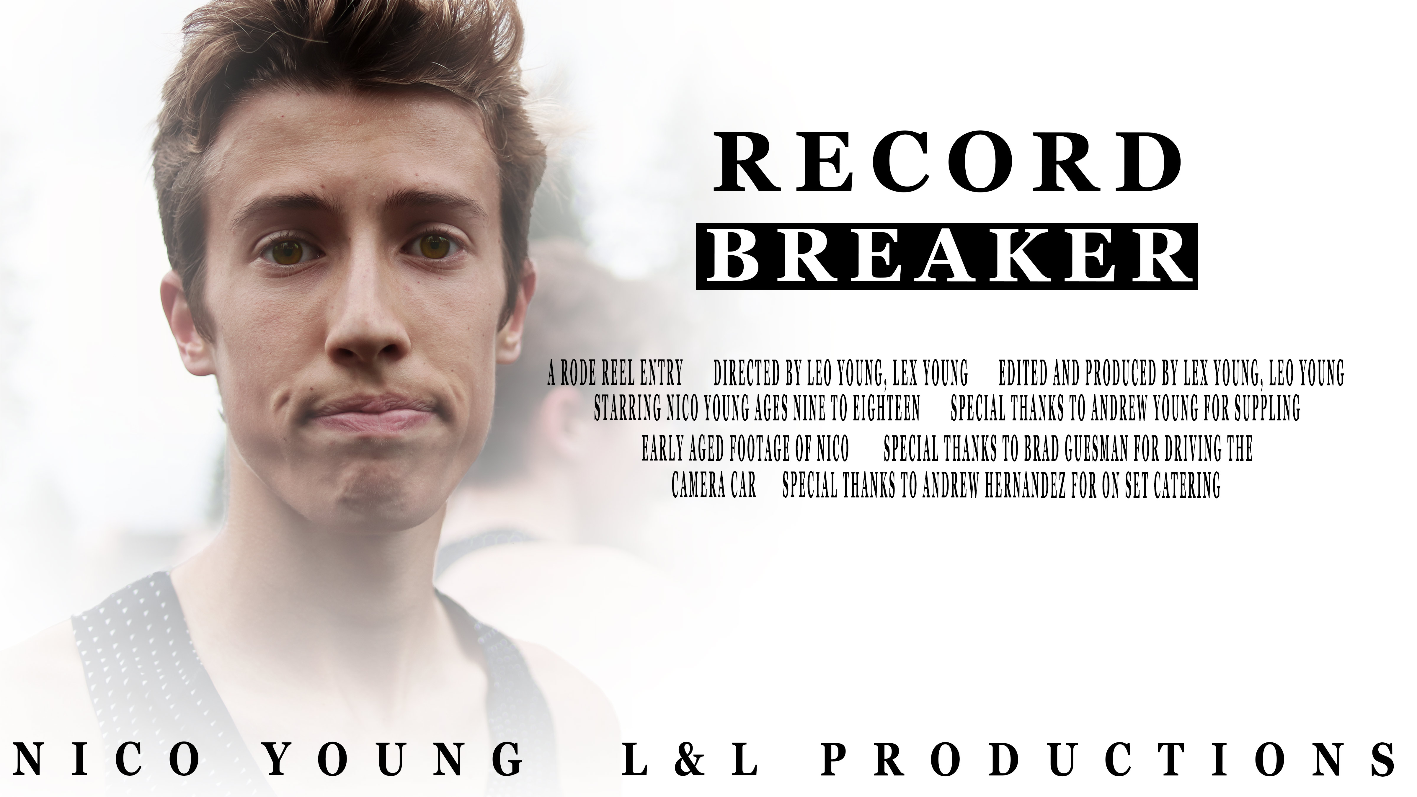 RECORD BREAKER: A Documentary about Nico Young [My RØDE Reel 2020]