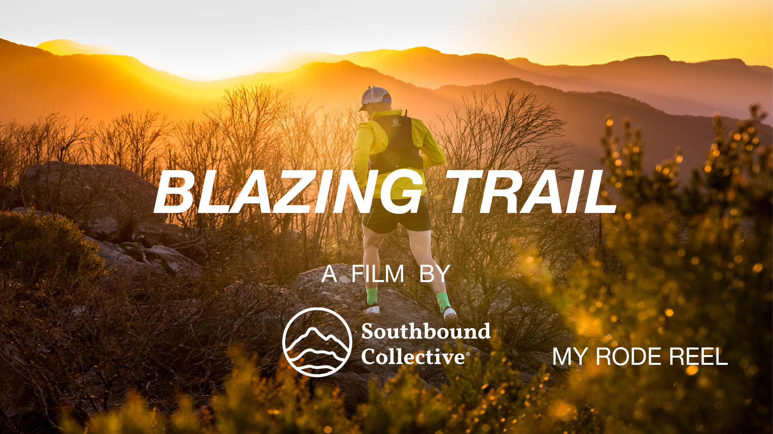 BLAZING TRAIL // My RØDE Reel 2020