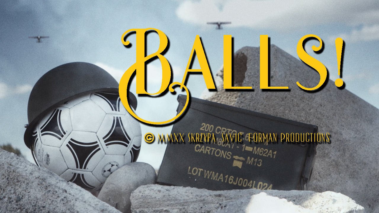 Balls! | My RODE Reel 2020