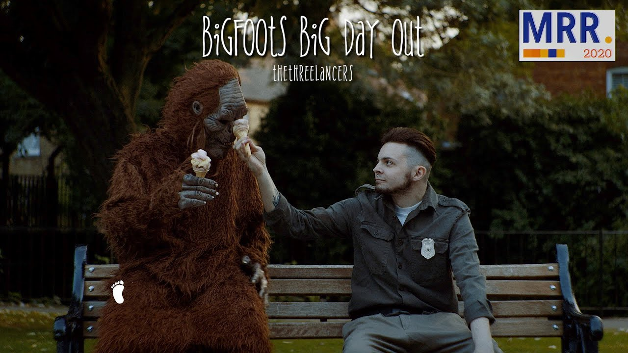 Bigfoot's Big Day Out | My Rode Reel 2020