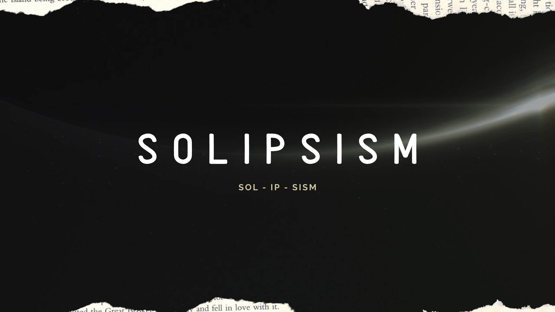 Solipsism - MRR 2020 - Documentary