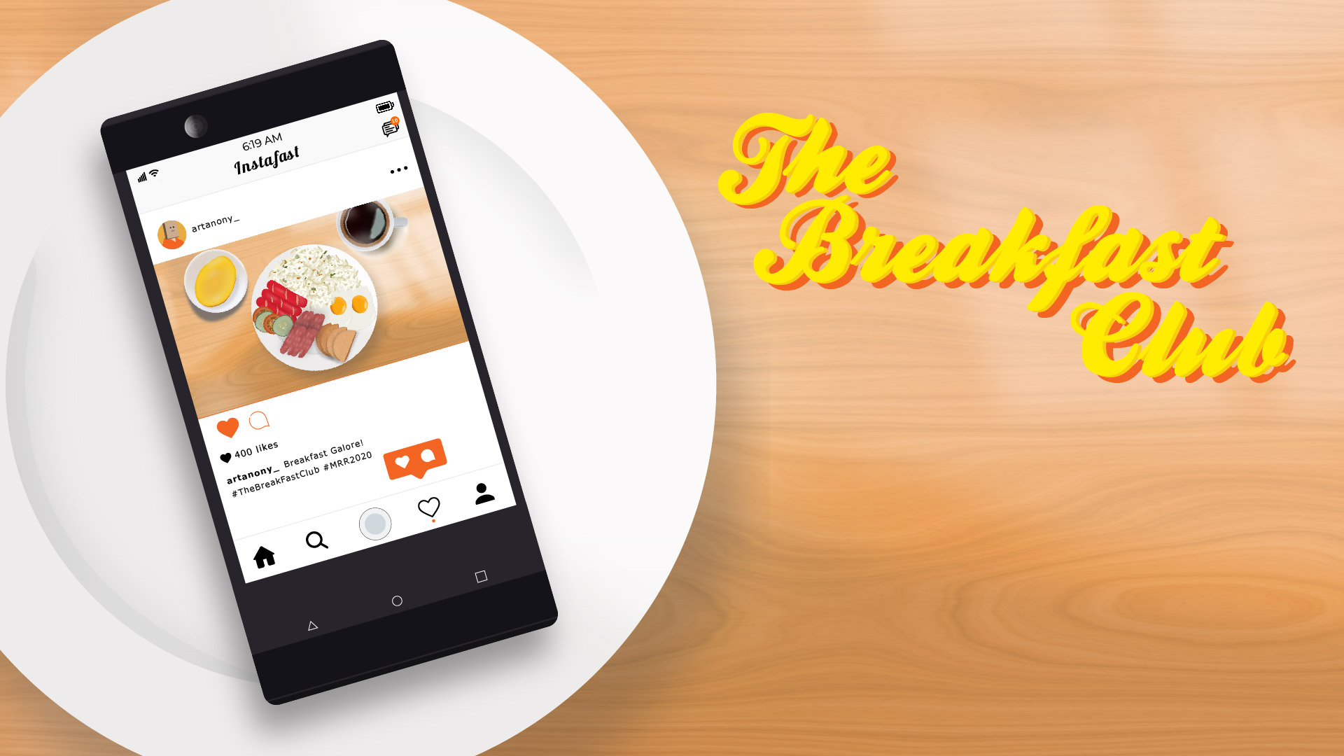The Breakfast Club - My RØDE REEL 2020