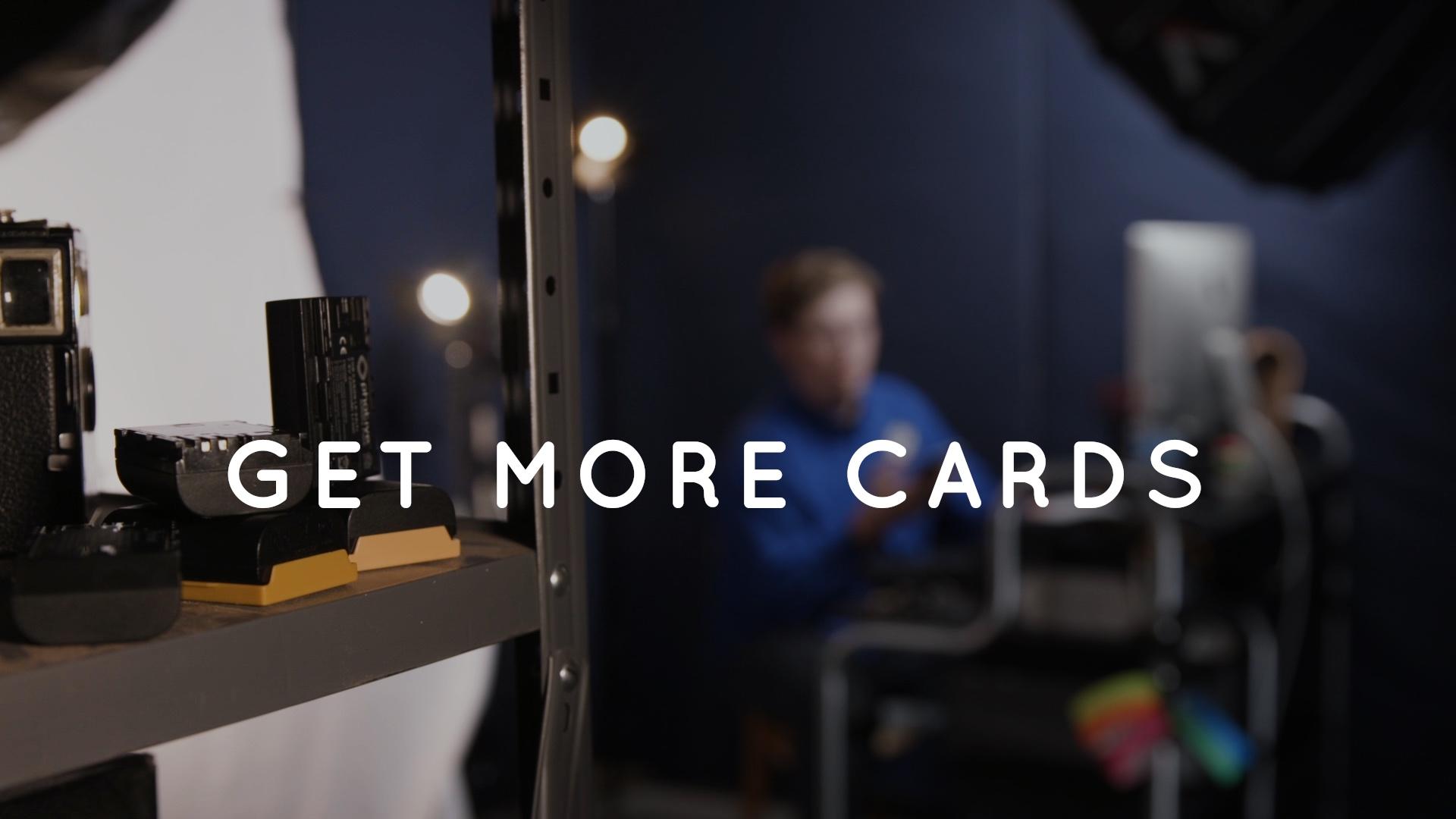 My RØDE Reel 2020 - GET MORE CARDS