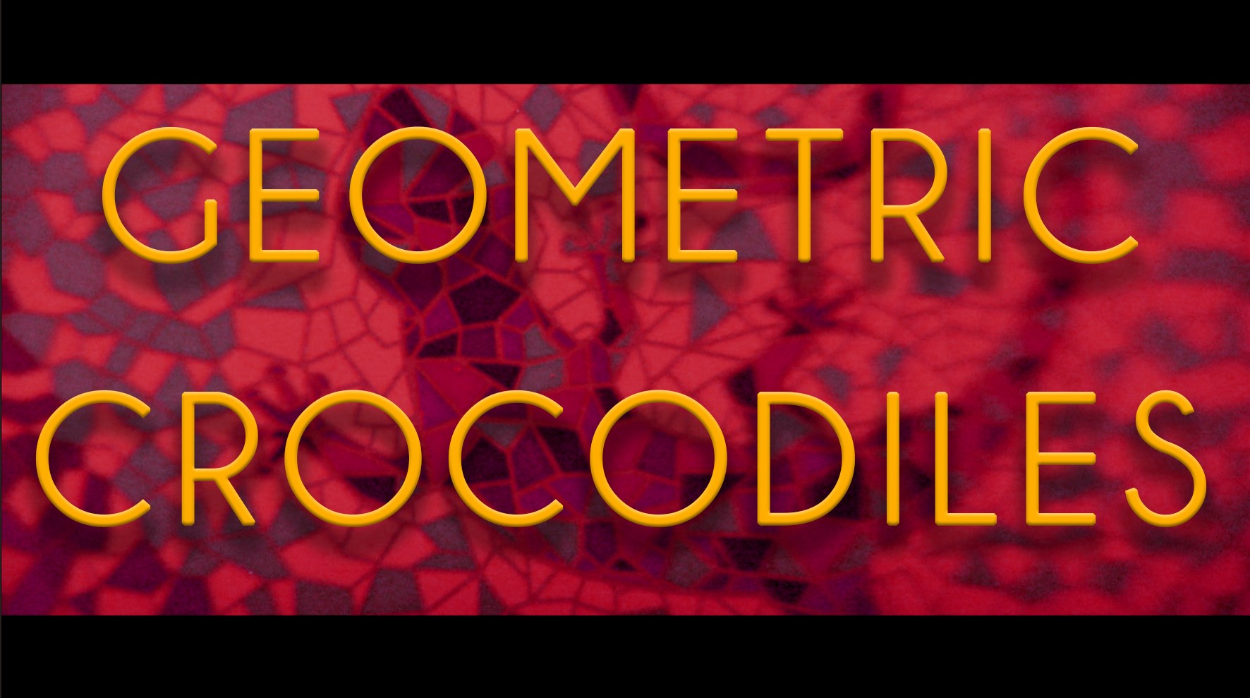 Geometric Crocodiles - My Rode Reel 2020