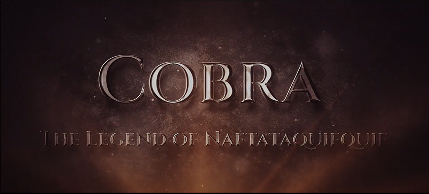 Cobra: The Legend of Naftataquifquif