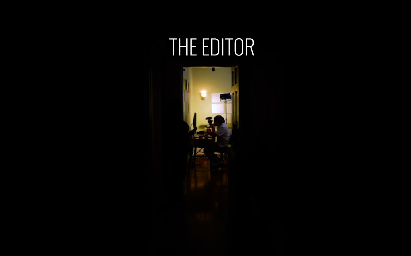 "My RØDE Reel 2020 ""The Editor"" Short Film"
