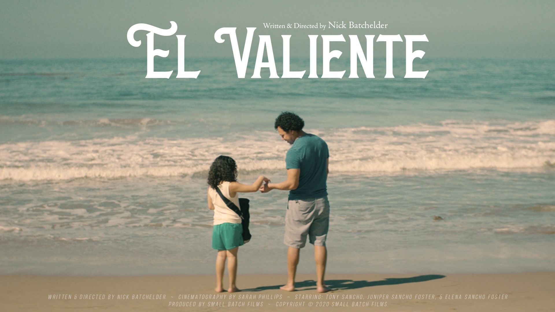 EL VALIENTE - My Rode Reel 2020