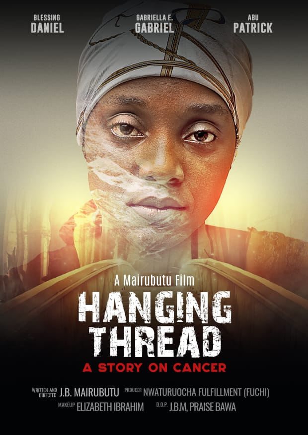 """Hanging Thread ( A Story on Cancer)- """"My Rode Reel 2020"""" #myrodereel2020"""