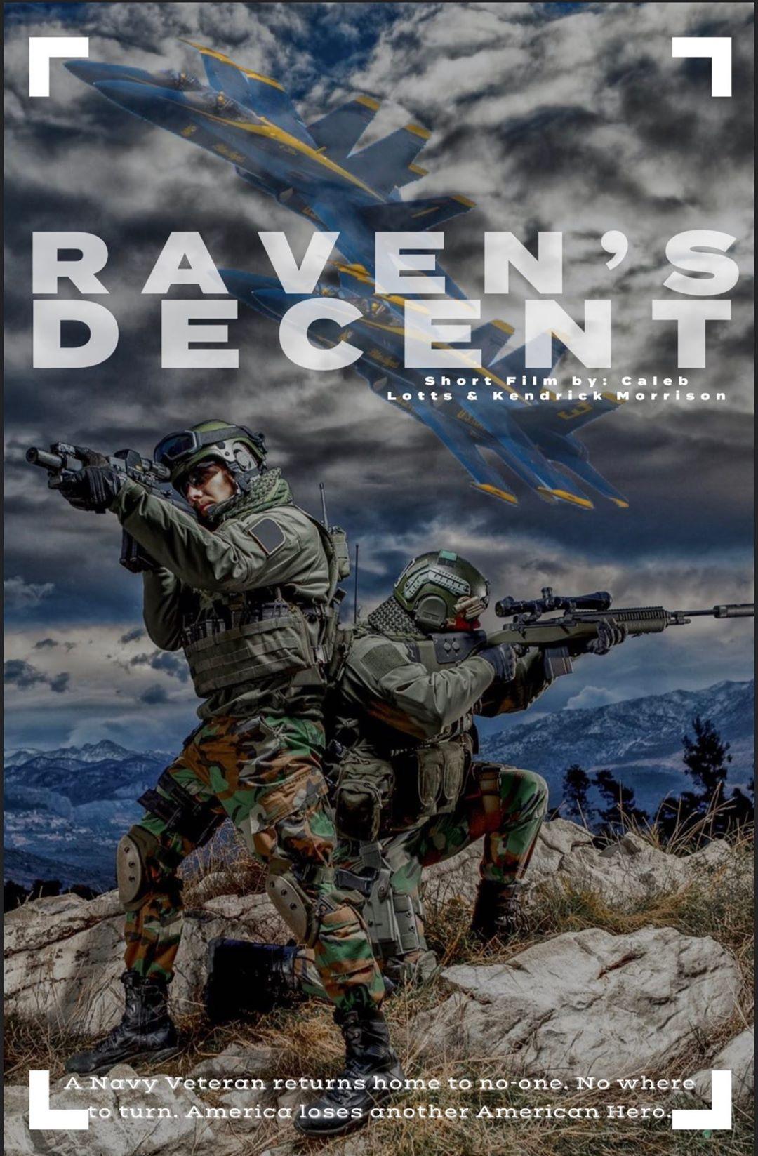 RAVENS DECENT (MRR SHORT FILM)