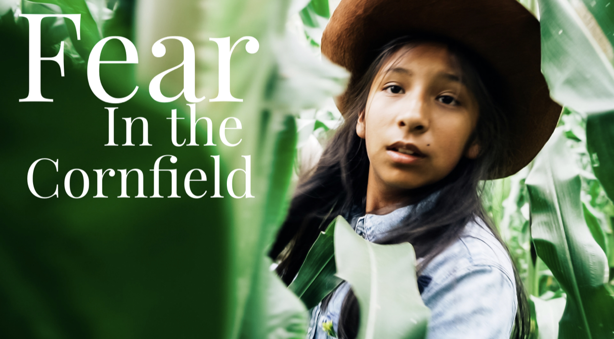 Fear in the cornfield | My Rode Reel 2020 Young Filmmaker by Sara Flores