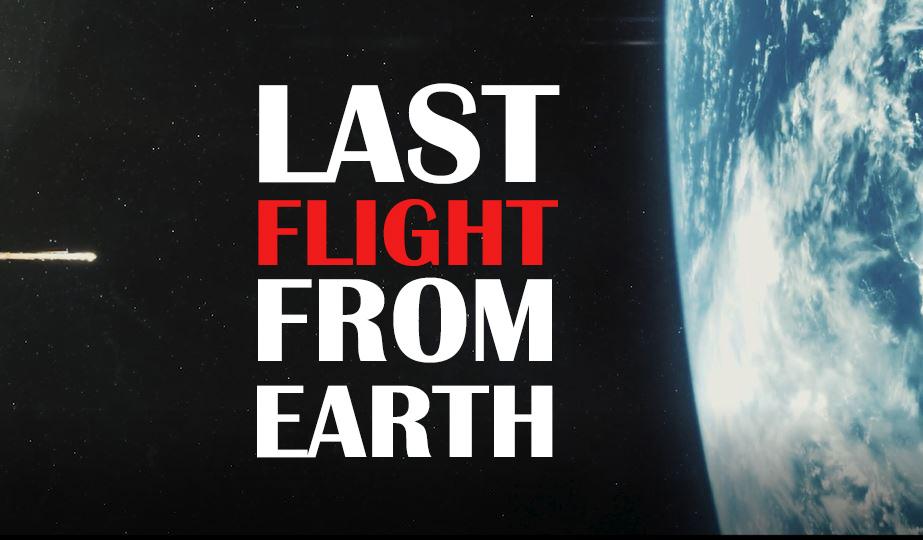 Last Flight From Earth - My RODE Reel 2020