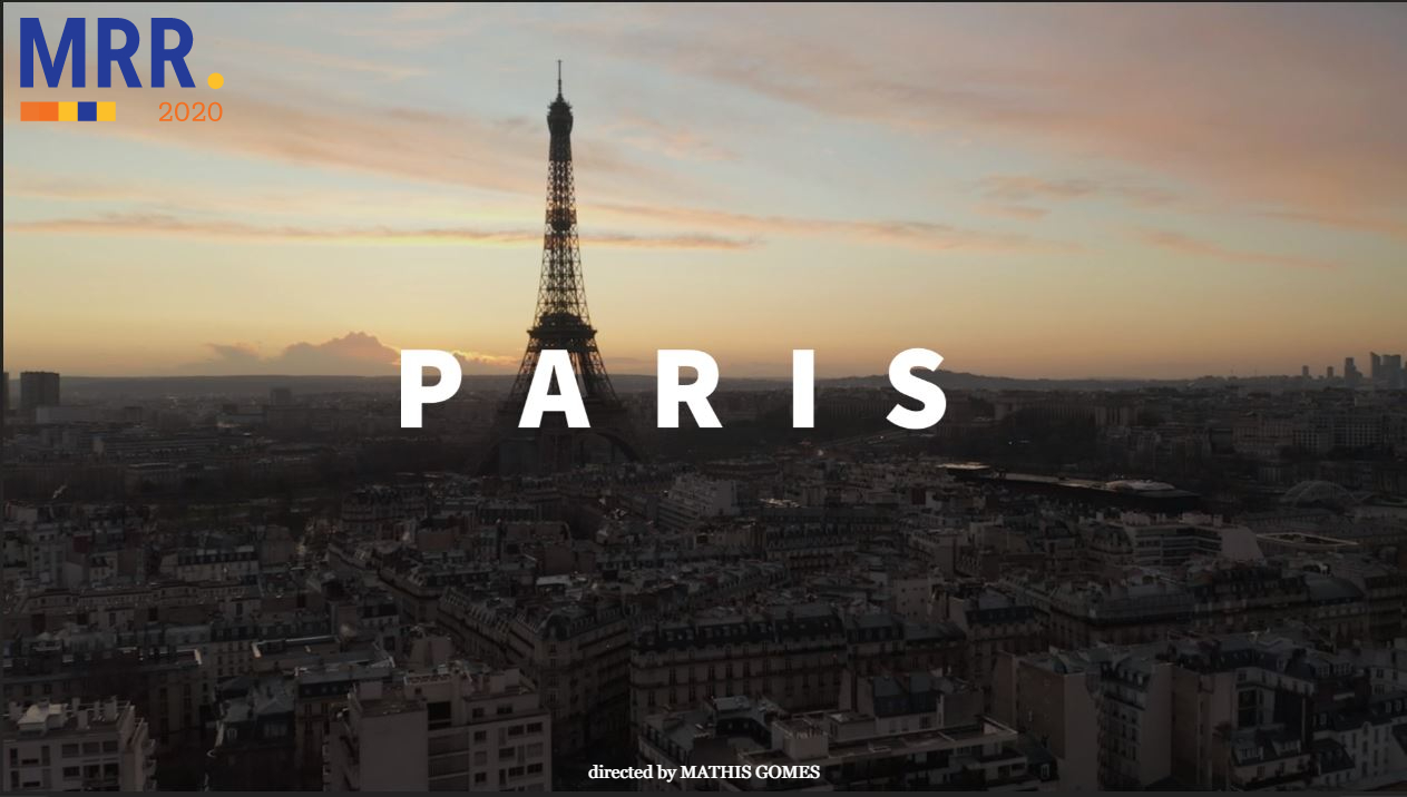 """PARIS""-myrodereel2020(directed by MATHIS GOMES)"