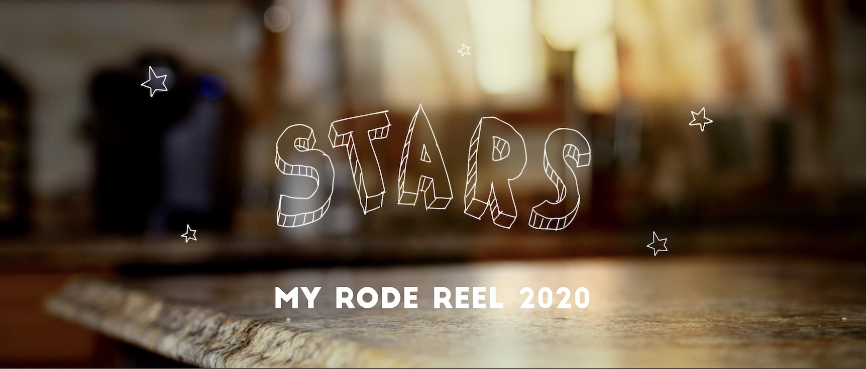 "My Rode Reel 2020 ""Stars"""