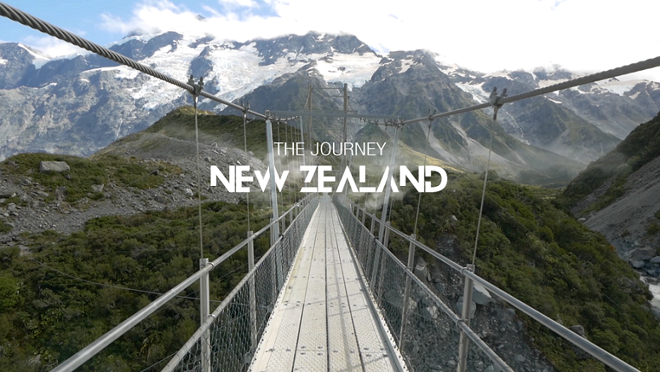 THE JOURNEY | My RØDE Reel 2020 | New Zealand