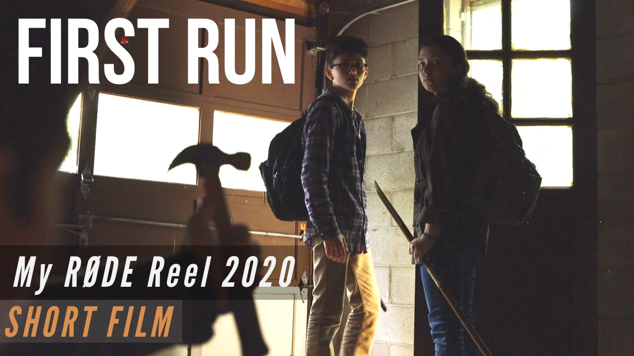 FIRST RUN - My RØDE Reel 2020 || MaJeliv Films