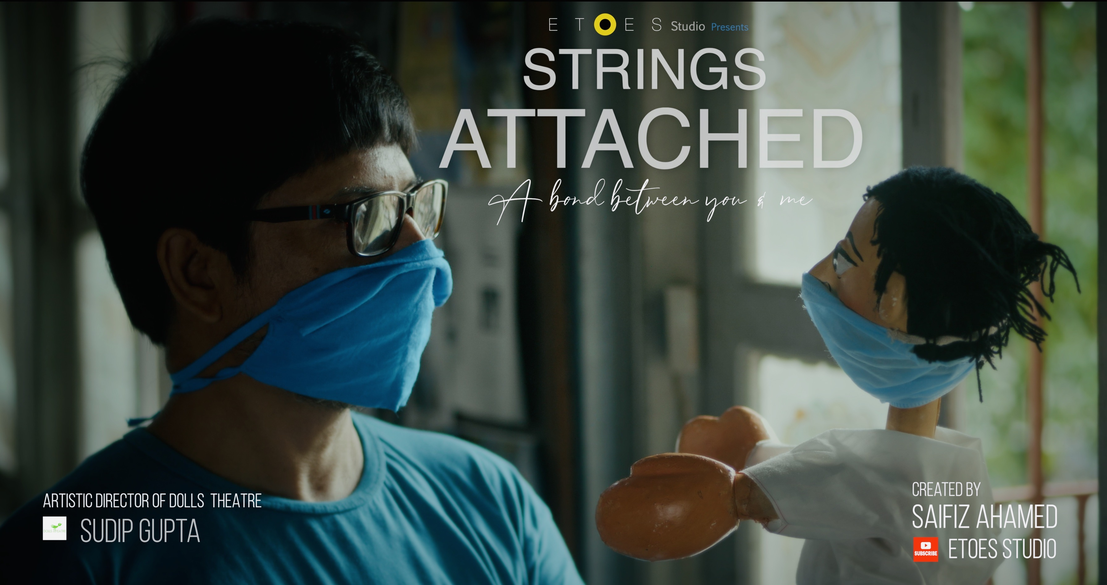 STRINGS ATTACHED   A SHORT DOCUMENTARY FILM   MY RØDE REEL 2020