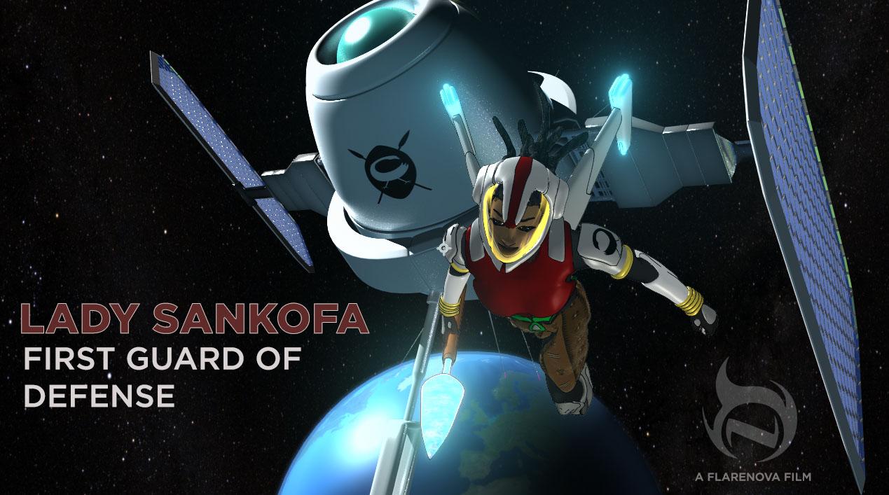 LADYSANKOFA - FIRST GUARD OF DEFENSE