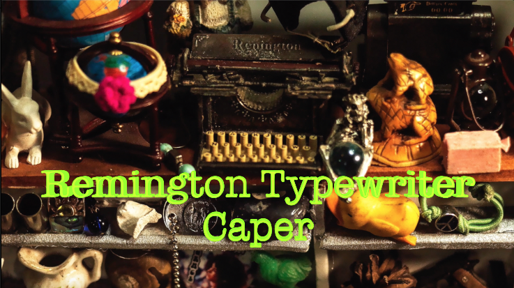 Remington Typewriter Caper - My RØDE Reel 2020