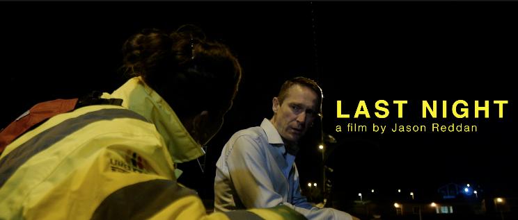 Last Night - My Rode Reel 2020 - a short film by Jason Reddan