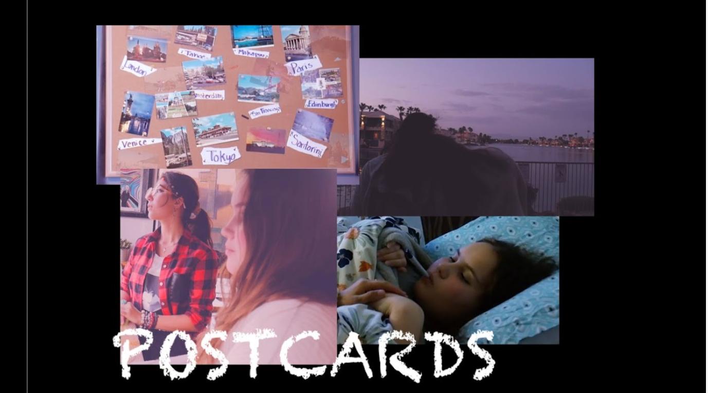 Postcards My RØDE Reel 2020