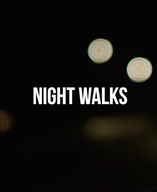 Night Walks - My RØDE Reel 2020
