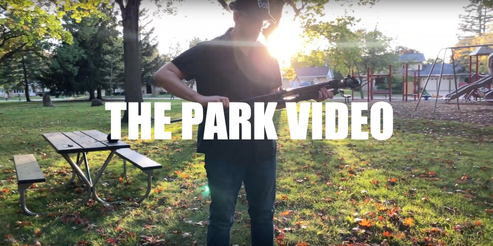My RØDE Reel 2020-The Park Video