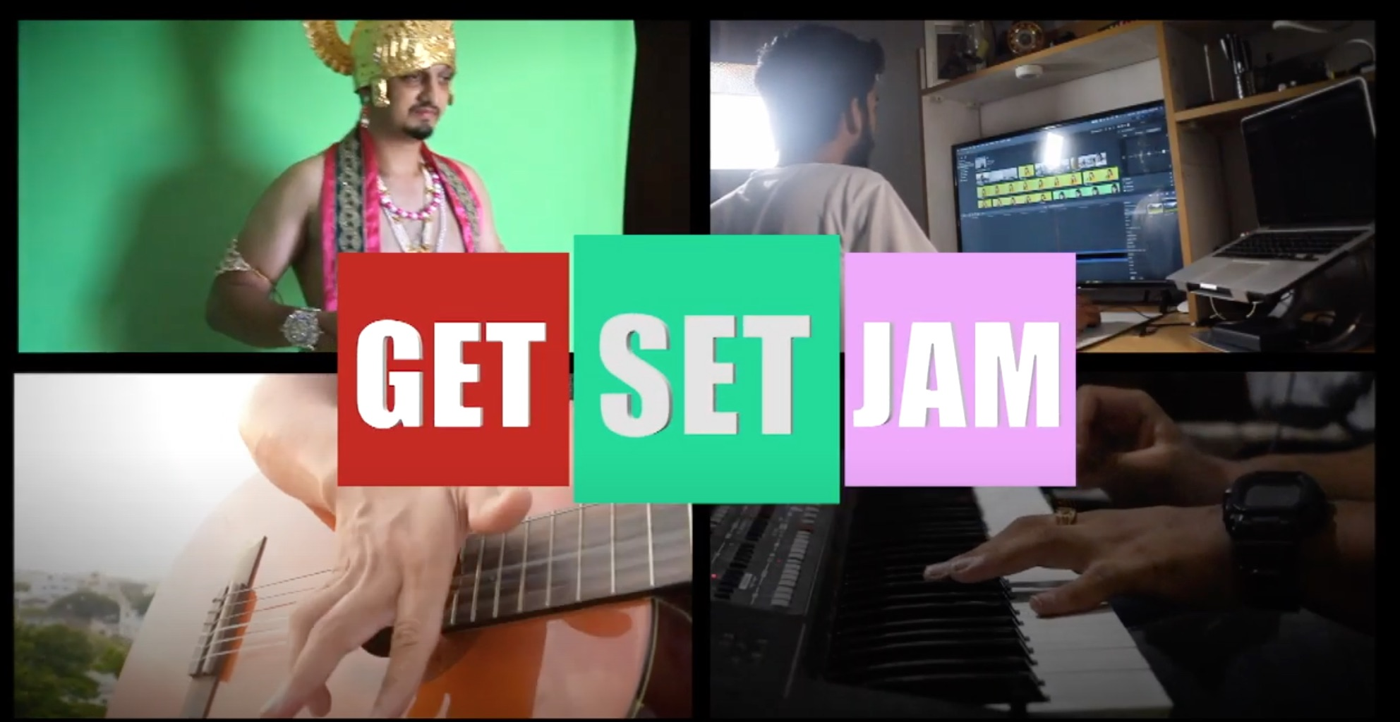 GET SET JAM - My Rode Reel 2020