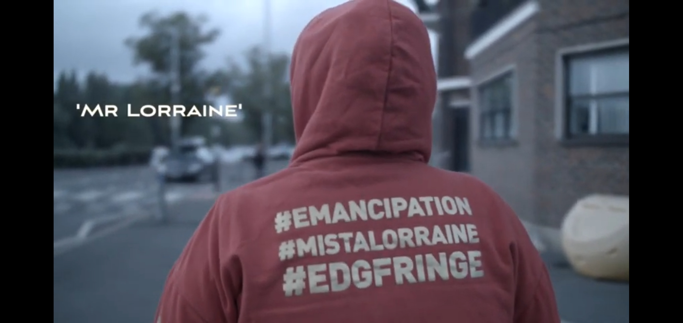 Mr Lorraine Documentary Rode Reel 2020