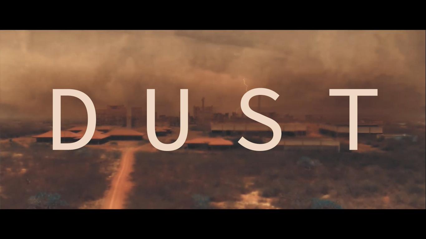 "MY RODE REEL 2020 - ""DUST"" shortfilm"