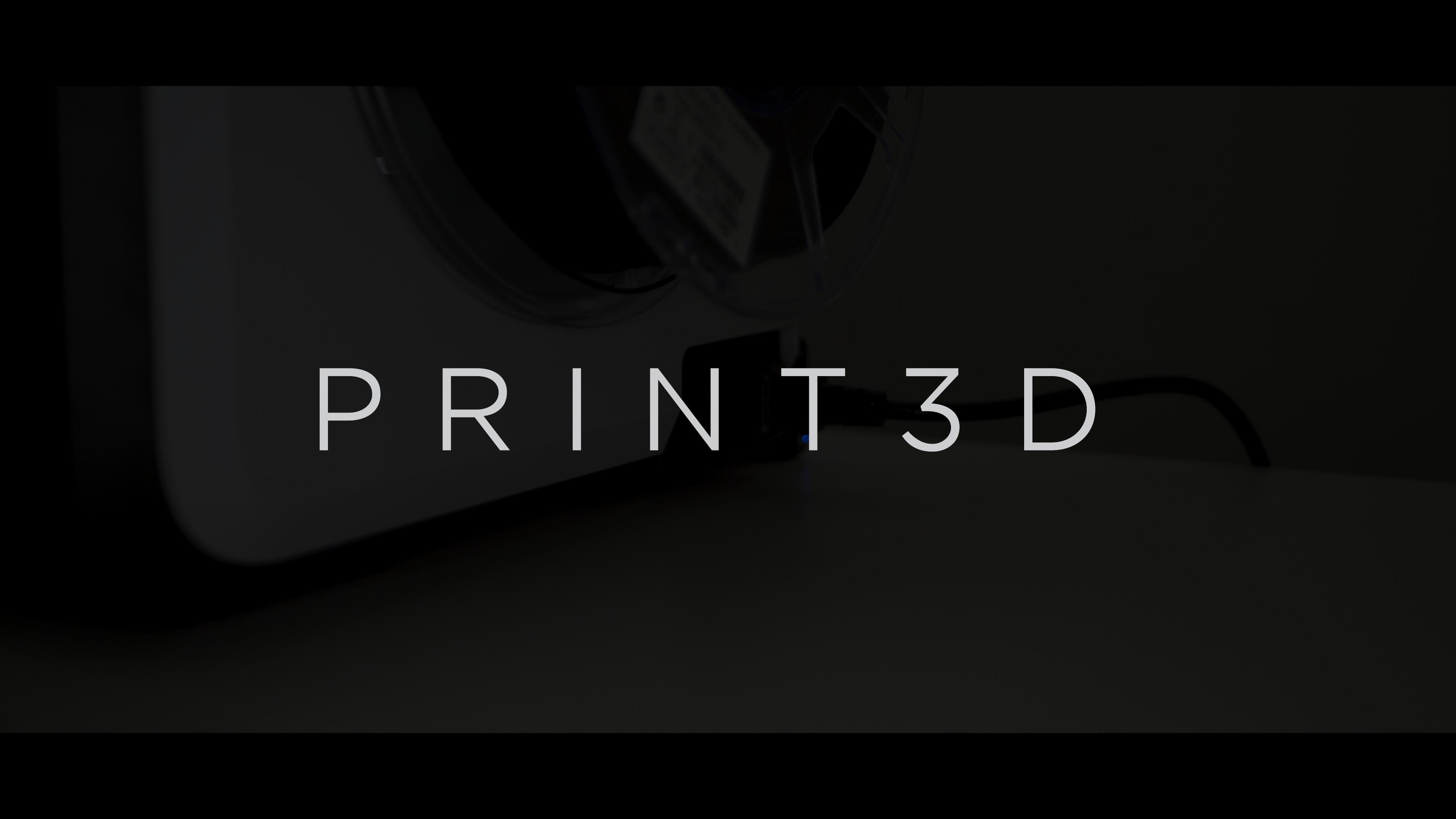 PRINT3D | My RØDE Reel 2020