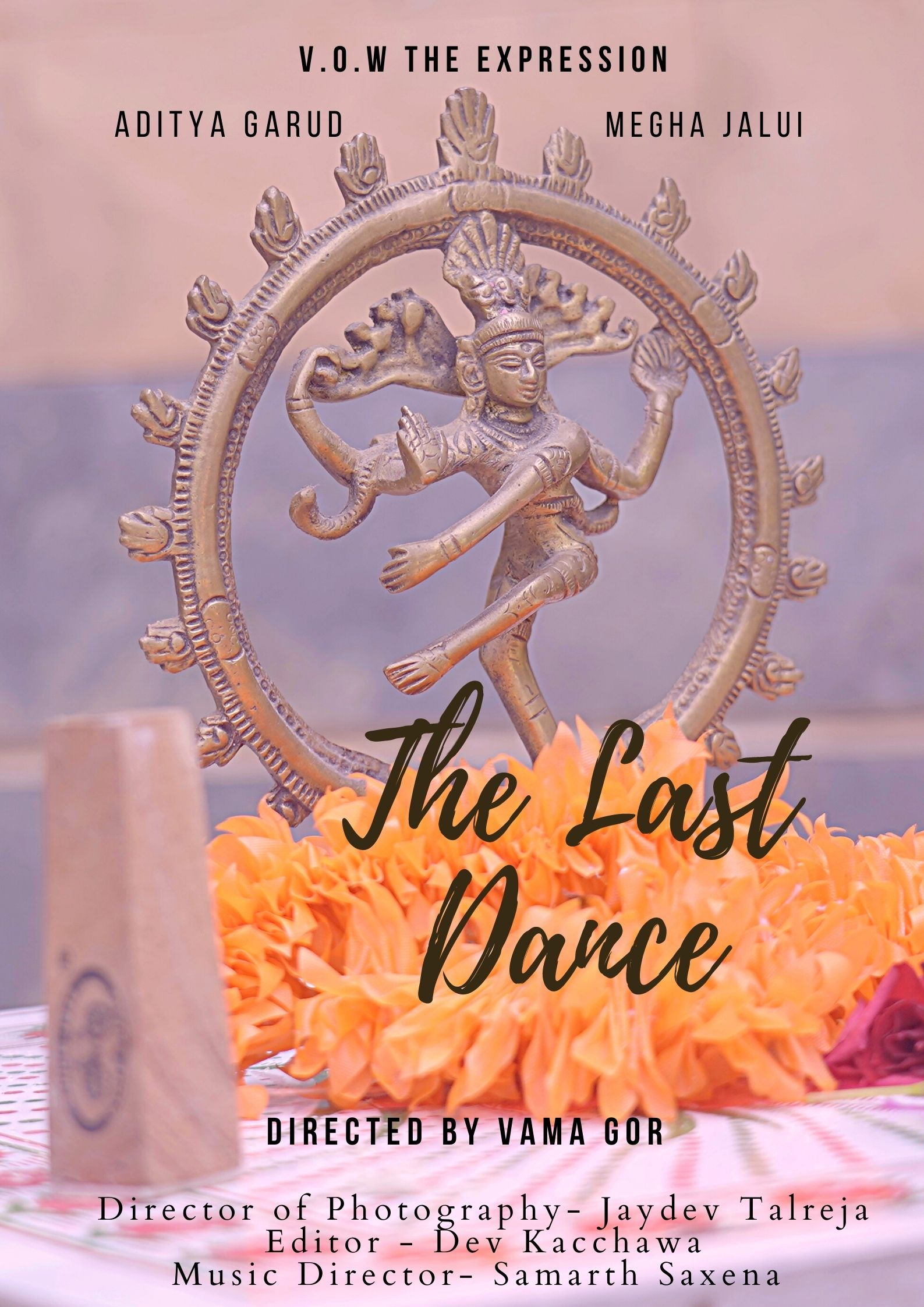 THE LAST DANCE | MY RODE REEL 2020 | VAMA GOR | ADITYA GARUD | MEGHA JALUI | SHORT FILM #myrodereel