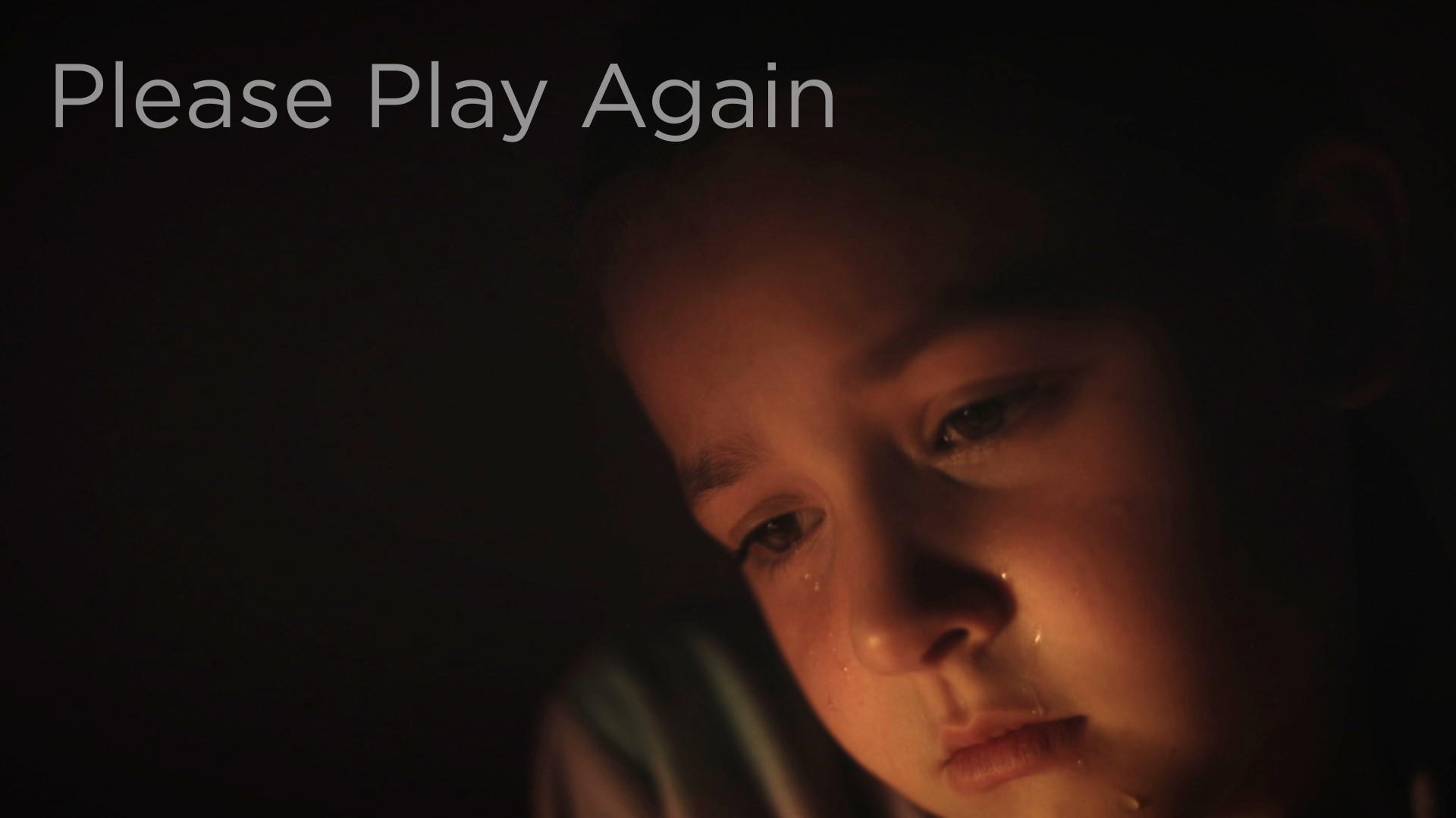 Please play again