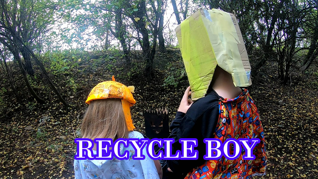 Recycle Boy, Drama  My Rode Reel 2020 drama competition