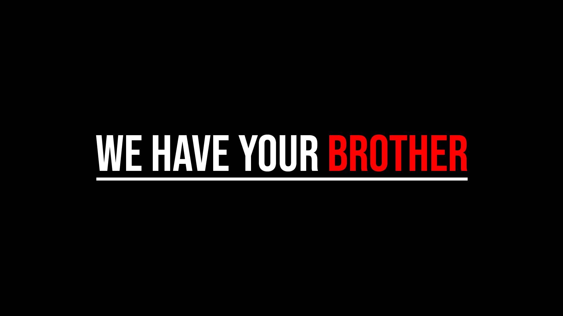 My RØDE Reel 2020-We Have Your Brother-Short Film #myrodereel2020