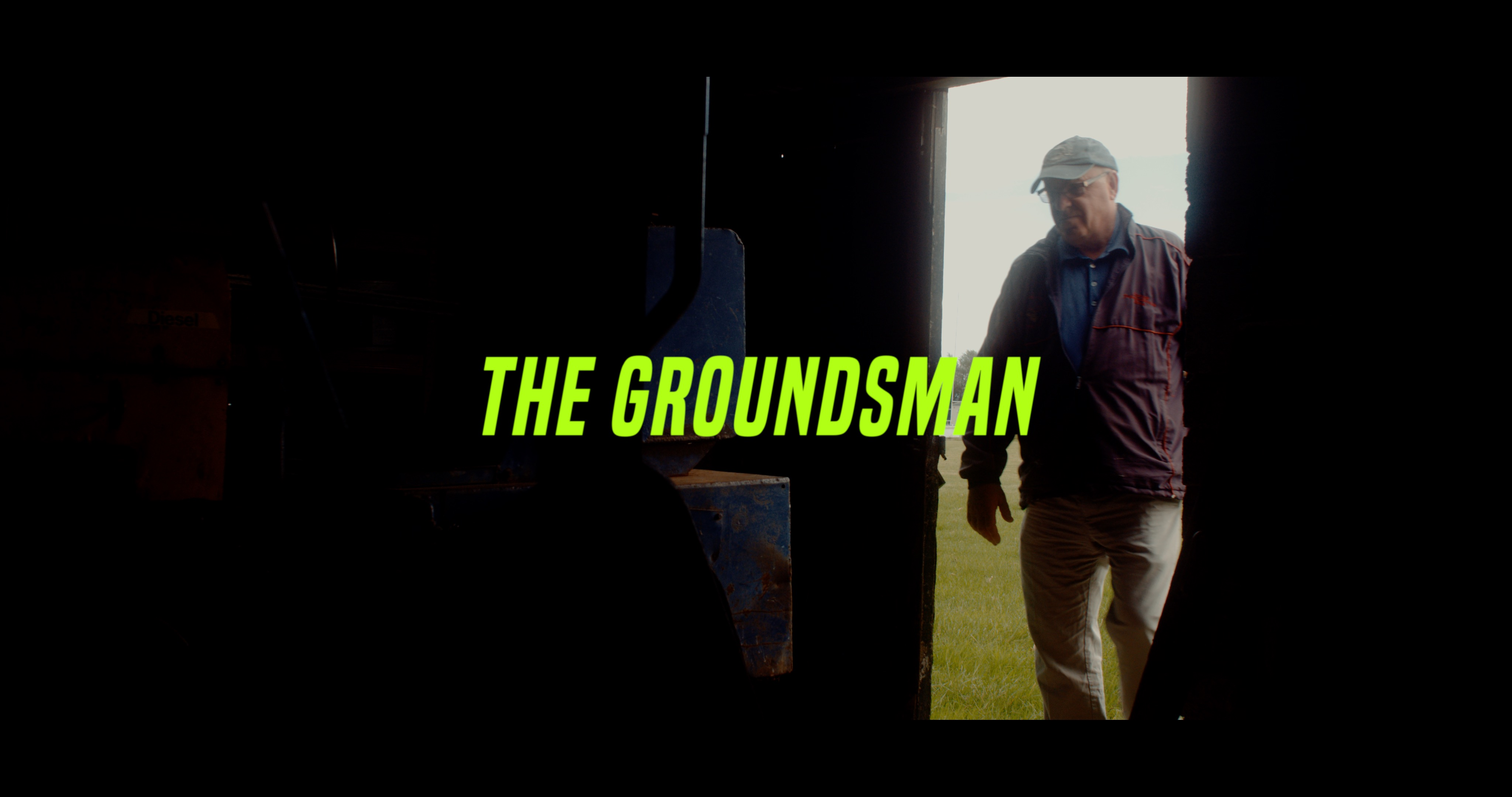 The Groundsman - My RØDE Reel 2020